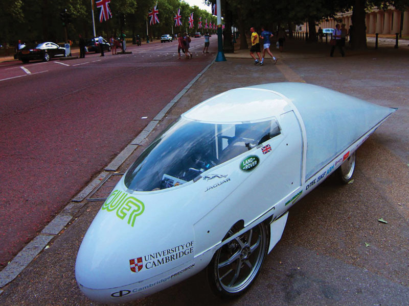 Cambridge University Eco Racing Team