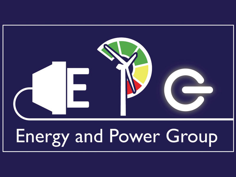 Energy and Power Group in collaboration with the University of Oxford