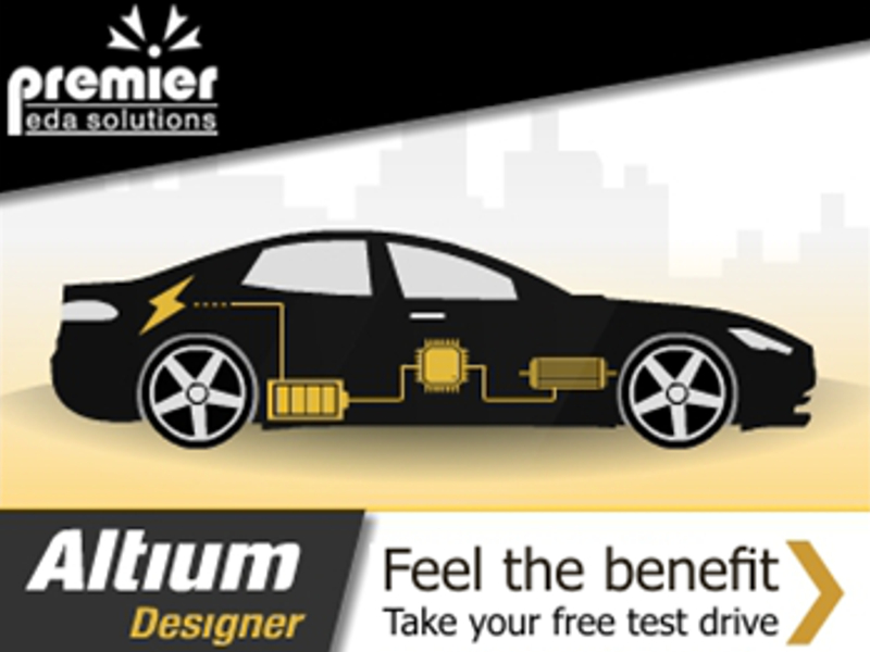 Test drive Altium Designer at the Electronics Design Show