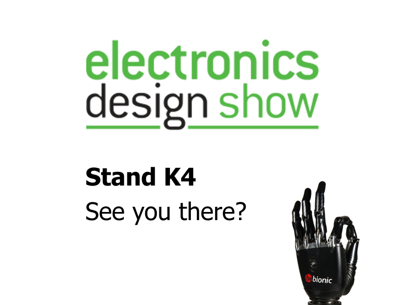 Registration is now open for this year's Electronics Design Show!