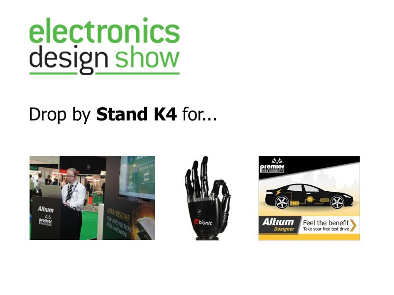 Electronics Design Show 2014