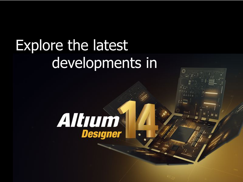 Altium Designer 14.0 Released